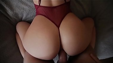 PERFECT BODY GETS ANAL IN A SEXY LINGERIE