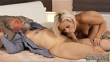 Nice and slow creampie hd first time Surprise your gf and she will