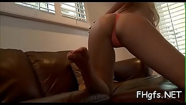Ambitious hotty craves to fuck for money, one day, like a pro