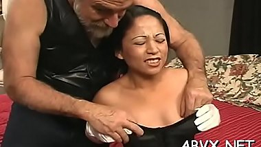 Teen obedient in extreme thraldom xxx porn act