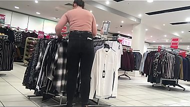 Store Worker Booty 6